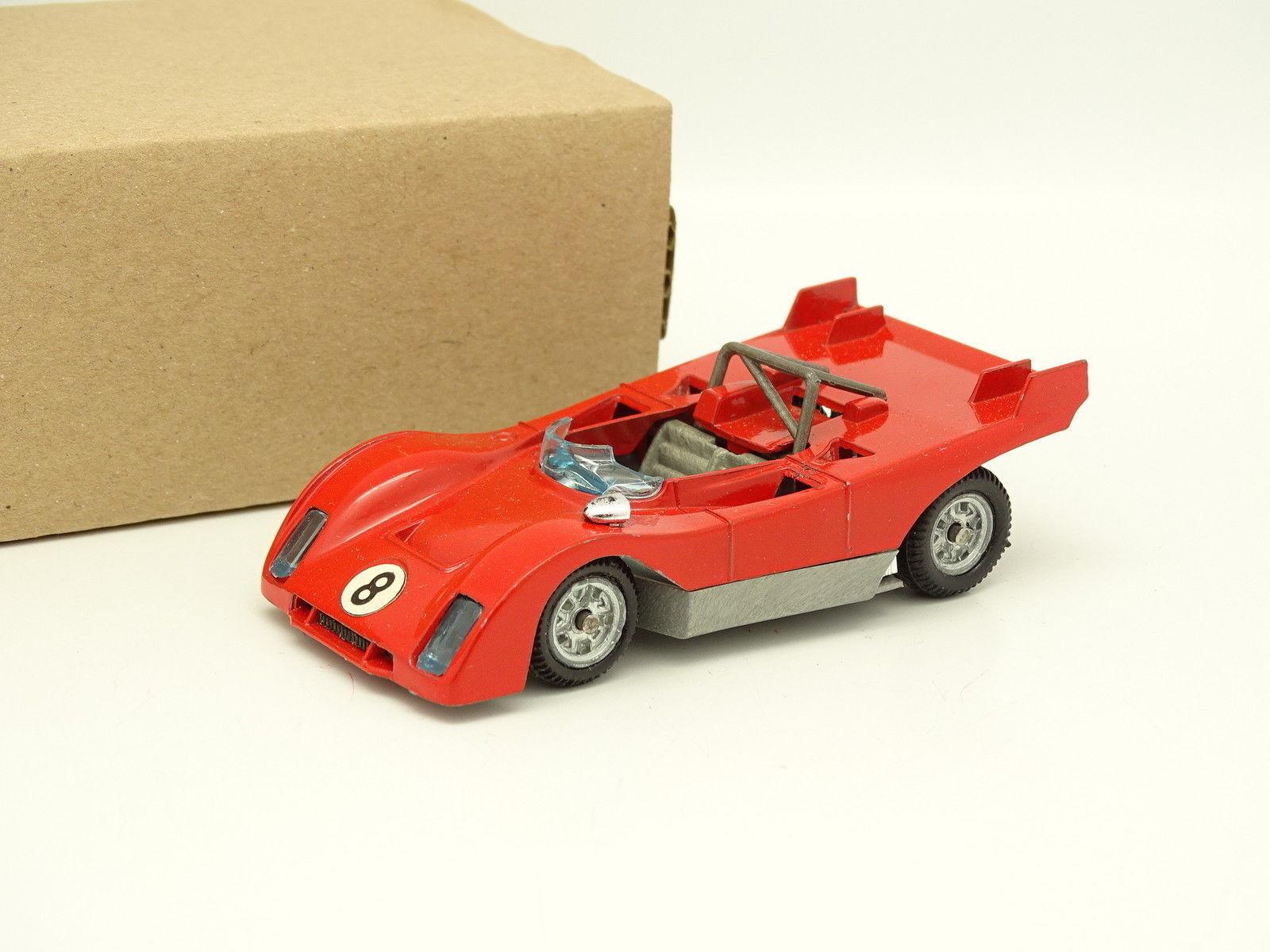 moda MebeJuguetes 1  .43 .43 .43 - Ferrari 312 PB  marca