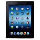 Apple iPad 3rd Gen. 64GB, Wi-Fi + Cellular (Unlocked), A1403, 9.7in - Black