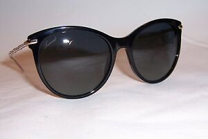 6177c02bed2 NEW GUCCI SUNGLASSES GG 3771 N S ANW-HD BAMBOO BLACK GOLD GRAY ...