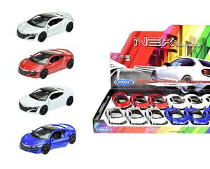 Honda-Nsx-Modellino-Auto-Auto-Licenza-Prodotto-Scala-1-3-4-1-3-9
