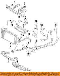 toyota oem 91 95 mr2 radiator core support tie bar 5320517040 ebay rh ebay com toyota mr2 spyder engine diagram 1991 toyota mr2 engine diagram