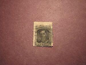 Newfoundland Scott# 27 Prince Albert 1865-94 C25
