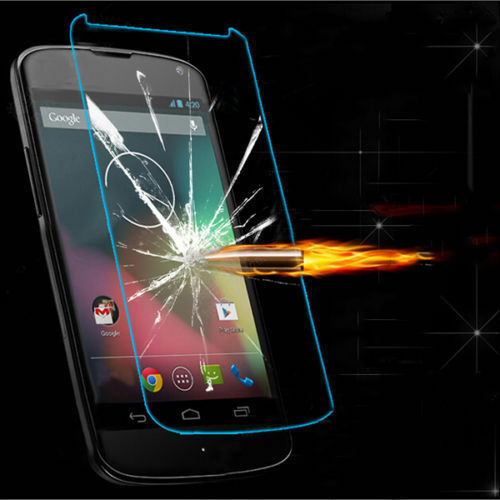 Premium Real Tempered Glass Film Screen Protector for LG Google Nexus 4 E960 SI
