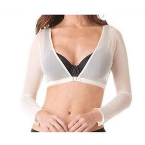 Women-Summer-Fashion-Casual-Sexy-Mesh-Crop-Top-Long-sleeved-Sunscreen-T-Shirt