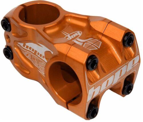 Hope DH Downhill MTB Mountain Bike Stem-0 Degree Deg 50MM 31.8MM Handlebars Bars