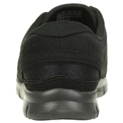 Skechers Flex Free Light Heart Women/'s Sneaker Slip on Memory Foam Black 22771