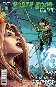 I Love NY #6 Cover C Variant Zenescope Grimm Fairy Tales Presents Robyn Hood