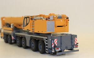 Wsi 02-1024 Liebherr Grue mobile LTM 1350 6.1 NEUF dans emballage d/'origine 1:50