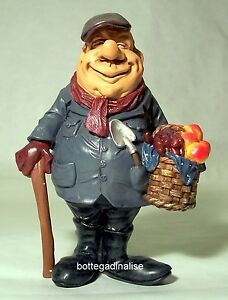 Mestieri-Funny-Collection-Les-Alpes-Mushroom-Picker-014-99639-Figures-From
