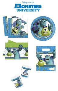 Monsters-University-Party-Tableware-Birthday-Party-Decoration-Tableware