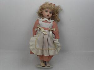 3a615543e309 Caricamento dell immagine in corso Antica-Bambola-abito-rosa -antico-Epoca-anni-039-