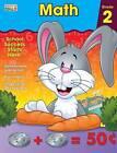 Math Workbook, Grade 2 by Brighter Child (Paperback / softback, 2015)
