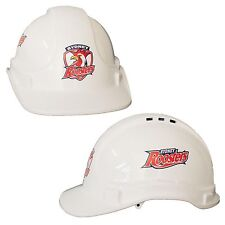 Sydney Roosters NRL Light Weight Vented Safety Hard Hat Work Man Cave Gift