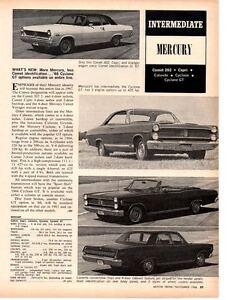 1967-CYCLONE-GT-COMET-202-CAPRI-CALIENTE-NEW-CAR-PREVIEW-ARTICLE-AD