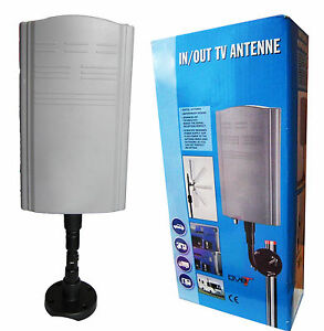 auto dvb t antenne 12v 24v verst rker innen und au en tv. Black Bedroom Furniture Sets. Home Design Ideas
