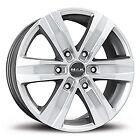 Cerchi in lega MAK Stone 6 FIAT Fullback (l200) 8x18 6x139 7 Silver