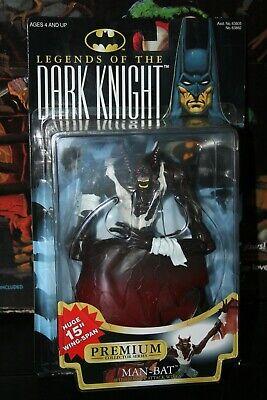 BATMAN LEGEND OF THE DARK KNIGHT  CLAYFACE  MOC KENNER