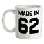 Made-in-039-62-Mug-57th-Compleanno-1962-Regalo-Regalo-57-Te-Caffe miniatura 1