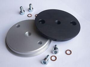 Details about VW Type 4 engine oil sump sender plate kit M10 x 1 thread bug  beetle bus camper