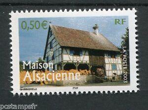 France - 2003 - Yvert 3596 - Maison Alsacienne, Neuf**