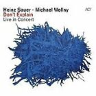 Heinz Sauer - Don't Explain (Live Recording, 2012)