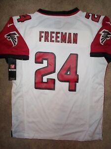 first rate 0e1e6 c68be Details about *IRREGULAR* Atlanta Falcons DEVONTA FREEMAN nfl NIKE Jersey  Youth (L-LARGE)