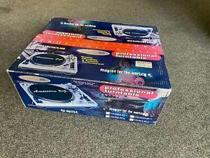 American-Audio-ADJ-TTD-2500-Plattenspieler-inkl-System