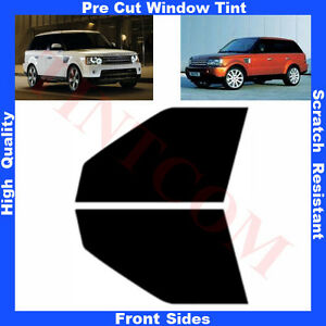 Land Rover Range Rover 1996-2002 Front Pre Cut Window Tint