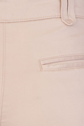 Ex m/&s Crop Short Pantalon Femmes Femmes Per Una Roma Rise Longueur Genou