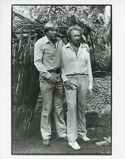 GERARD DEPARDIEU PIERRE RICHARD  LA CHEVRE  1981 VINTAGE PHOTO ORIGINAL