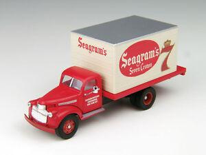 Gauge H0 - Chevrolet Truck Seagram's Distillers 30362 NEU