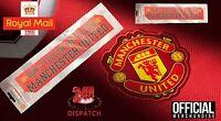 OFFICIAL MANCHESTER UNITED FOOTBALL CLUB CAR WINDOW STICKER MAN UTD GREAT GIFT