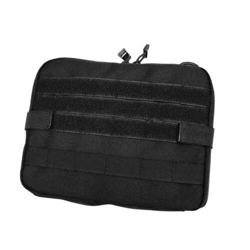 1000d Molle Pouch-Tactical  Utility Gadget Gear Hanging Waist Bag Black
