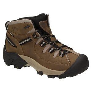 Keen-Targhee-Ii-Mid-Hombres-Zapato-Botas-de-trekking-Outdoor-Cuero-montana