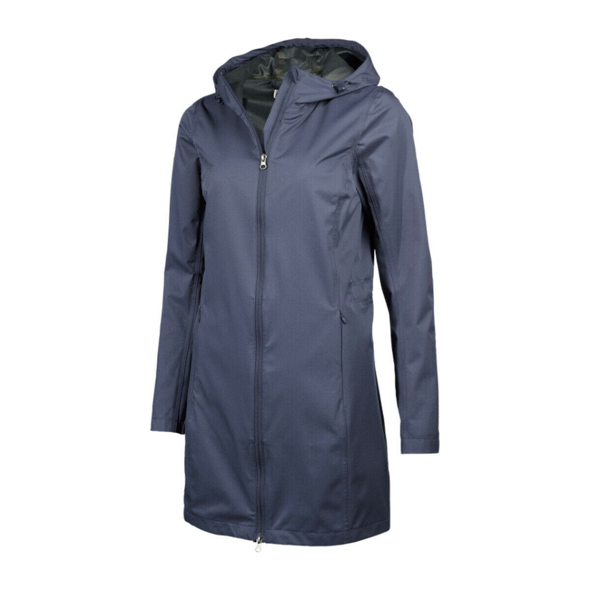 wasserdicht Winddicht UP2FASHION Damen Regenjacke Friesennerz Parka Jacke mit Kapuze