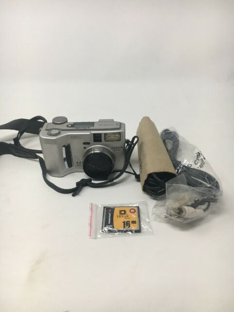 Minolta Dimage S414 4MP Digital Camera w/ 4x Optical Zoom