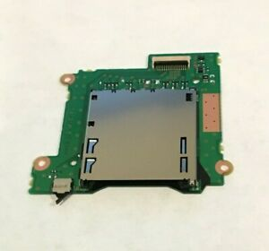 Details About Canon Eos 1300d Rebel T6 Sd Memory Card Reader Board New Oem Part Cg2 4299 000