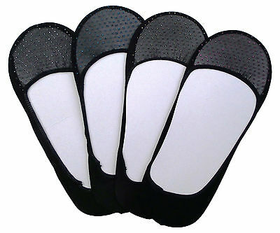 BLUE REEF Secret Socks Gem Womens Girls Invisible Footsie Cotton Blend UK 3-6