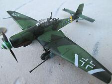 Junkers Ju - 87 Stuka / Aircraft / Avion / Aerai YAKAiR / Metall 1:72 Fw-190