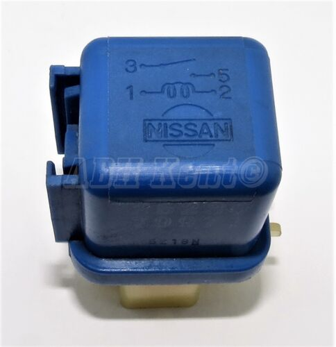 1990-2003 885-Genuine Nissan 4-Pin Multi-Use Blue Relay 25230-79971 12V Japan