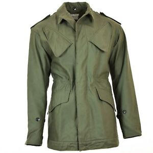 e15cace56b048 Original Holland Dutch Army NATO Field Jacket Olive OD military NEW ...