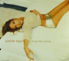 CD Maxi-Jennifer Lopez-If You Had My Love - #a2779