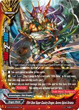 Buddyfight x 1 Fifth Omni Super Cavalry Dragon, Aurora Spiral Ariotto [D-BT04/00
