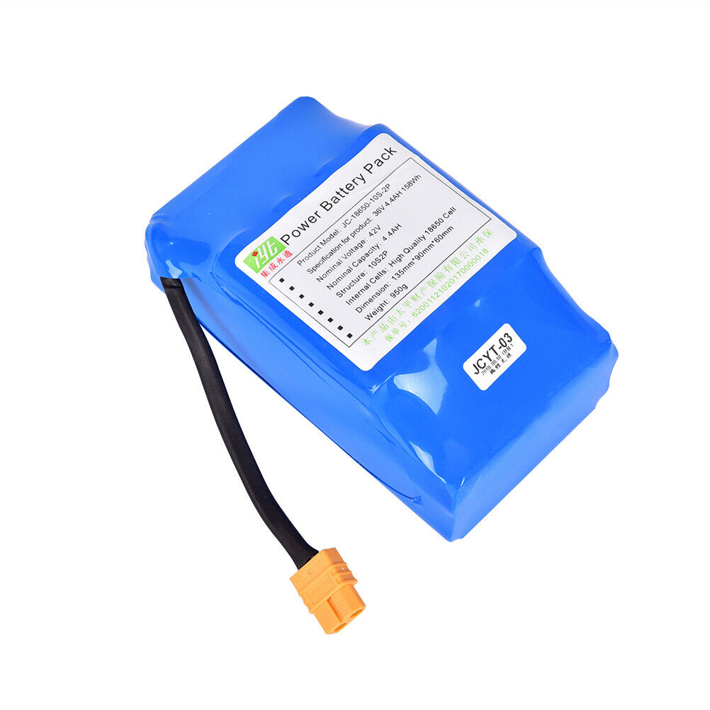 36V 4400mah 4.4Ah battery pack For 36 volt 2 Wheel Balancing Electric Scooter