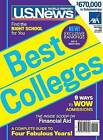 Best Colleges 2015 by U S News and World Report (Paperback / softback, 2014)