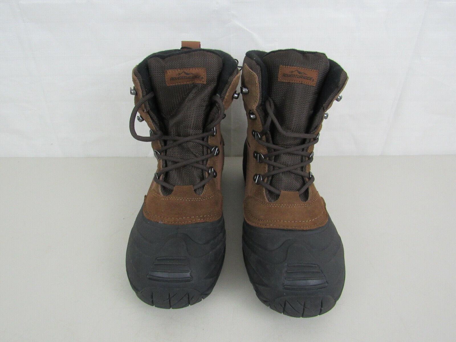 Adventuridge Mens Winter Boots ALDI US-57189 Size 11-New