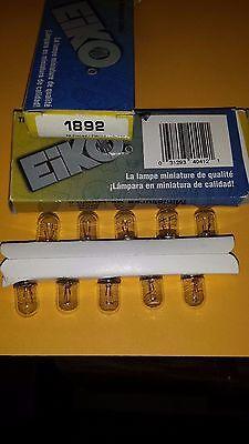 14.4 W S-8 BA15d Base Box of 10 Bulbs #1228 32 V