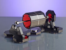 8-flächiger mendocino motor mendocinomotor solar motor magnético de almacenamiento klose gbr