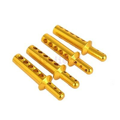 188037 HSP 108037 Body Post Aluminum For RC 1:10 Model Car Upgrade Parts Yellow