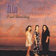NA LEO PILIMEHANA - Find Harmony (Hawaii/Hawaiian) CD